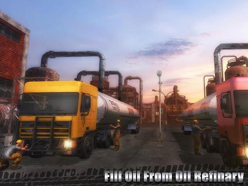 石油貨物輸送トラック screenshot 13