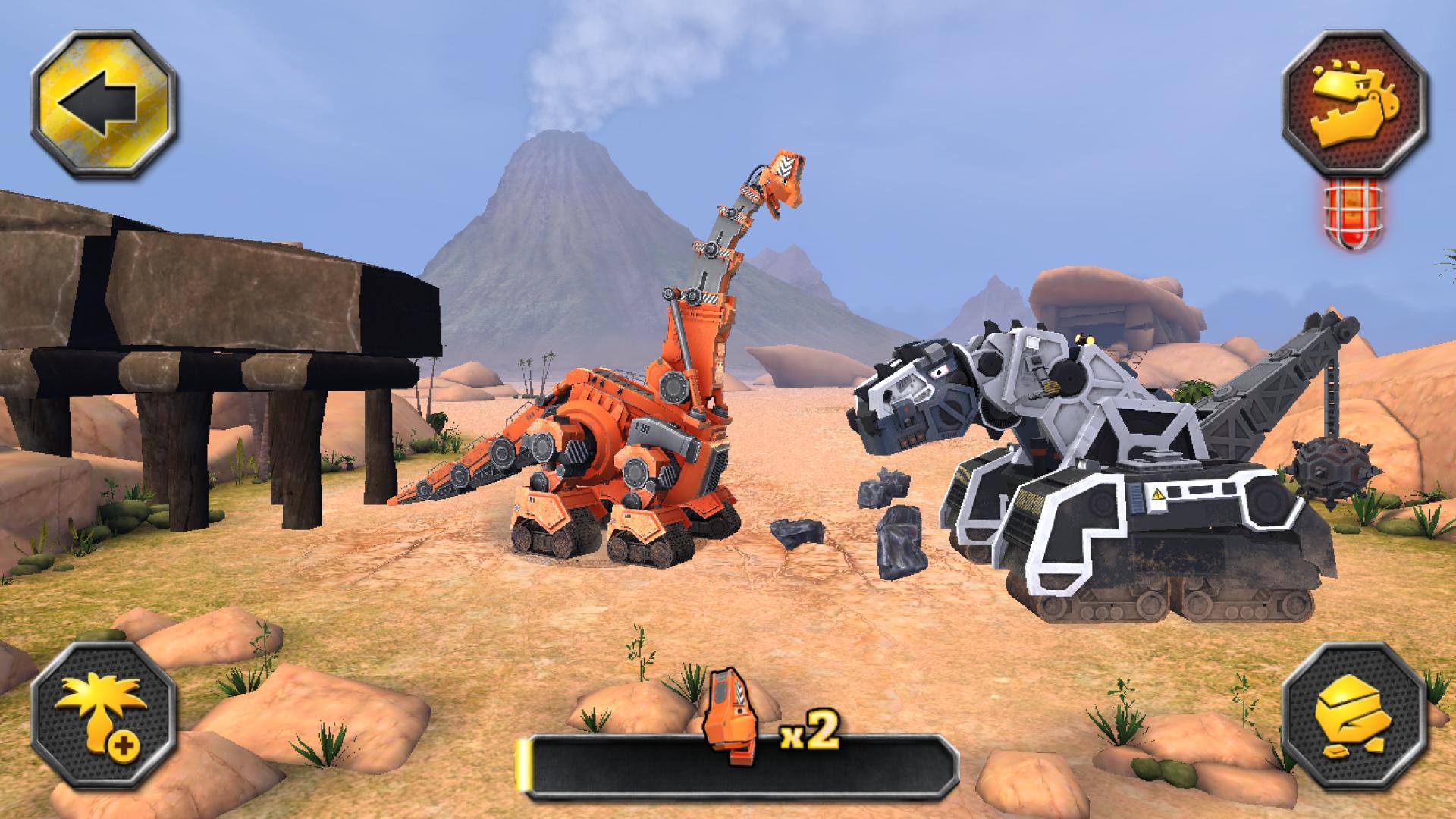DreamWorks Dinotrux 6 تصوير الشاشة