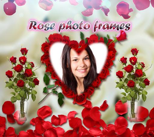 Rose Photo Frames HD 9 تصوير الشاشة