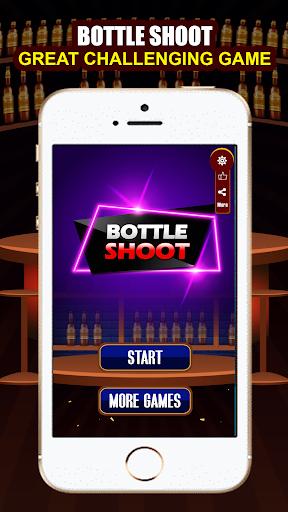 Bottle Shoot Game Forever screenshot 2
