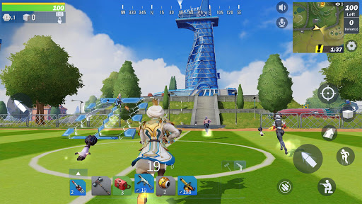 Creative Destruction screenshot 2