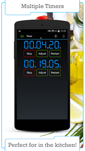 Stopwatch & Timer screenshot 2