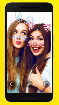 Filters for Snapchat 2020 screenshot 2