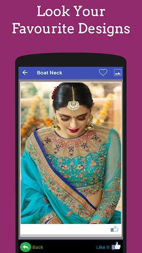 Blouse Designs screenshot 5