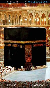 مكة المكرمة للجدران لايف 4 تصوير الشاشة