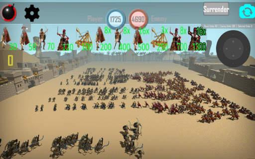 إمبراطورية الرومانية بعثة مصر screenshot 6