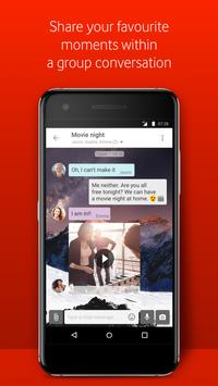 Vodafone Call  & Message  4 تصوير الشاشة