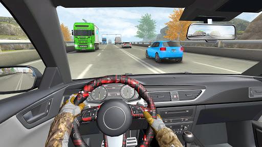 Highway Driving Car Racing Game : Car Games 2020 4 تصوير الشاشة