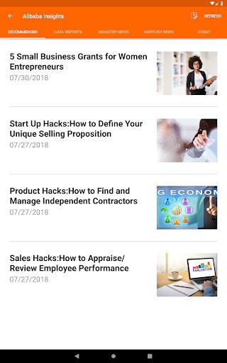 Alibaba.com - Leading online B2B Trade Marketplace screenshot 16