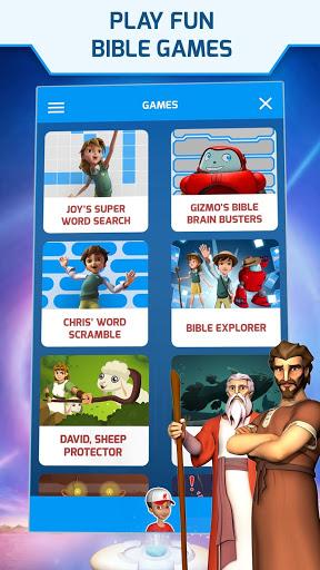 Superbook Kids Bible, Videos & Games (Free App) screenshot 1