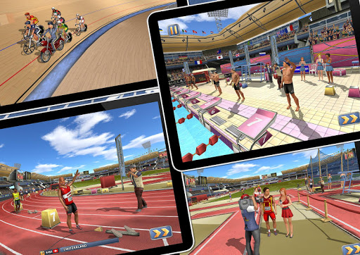 Athletics2: Summer Sports Free screenshot 9