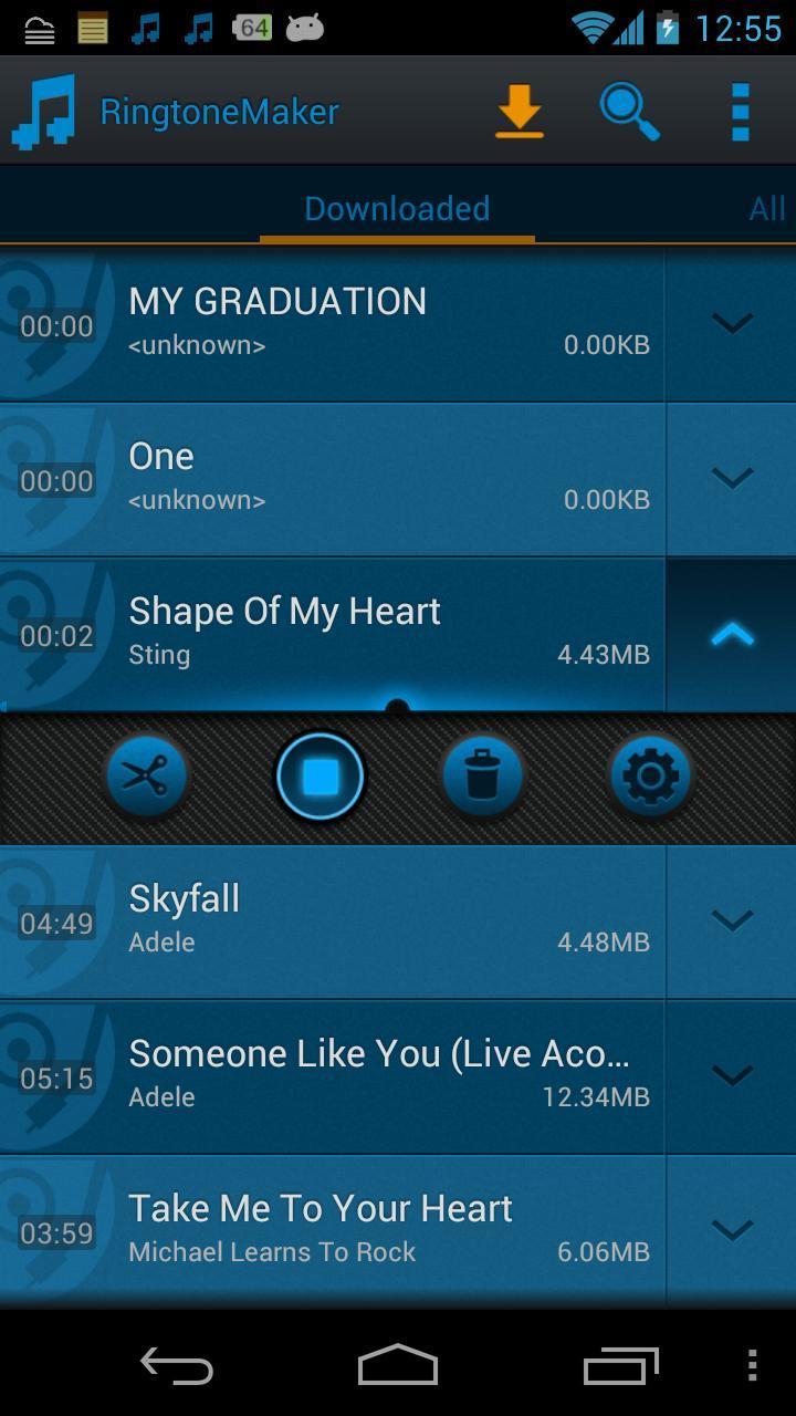 Ringtone Maker Pro screenshot 6