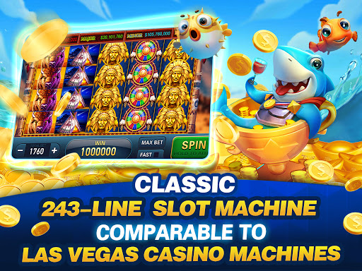 777 Fishing Casino скриншот 11