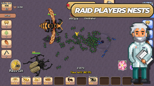 Pocket Ants: Colony Simulator screenshot 4