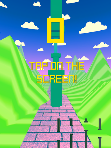 First Person Flappy (FPF) screenshot 7