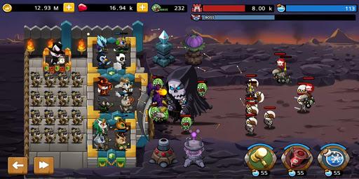 ملك قلعة الدفاع 1 تصوير الشاشة