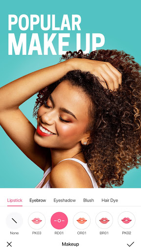 BeautyPlus Me - Easy Photo Editor & Selfie Camera 6 تصوير الشاشة