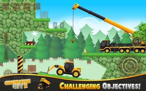 Construction City 2 screenshot 1