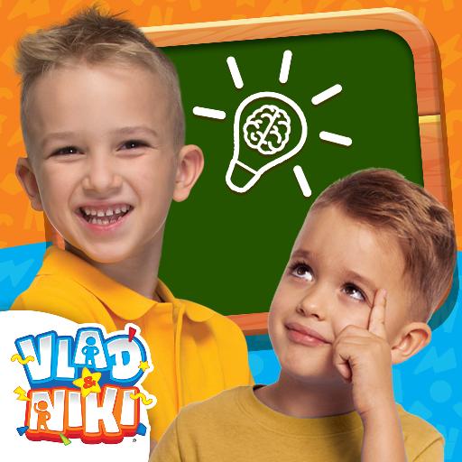 Vlad and Niki - Smart Games icon