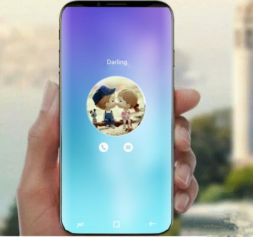 Edge Screen S20 S10  S8 Note8 S9 Note 9 1 تصوير الشاشة