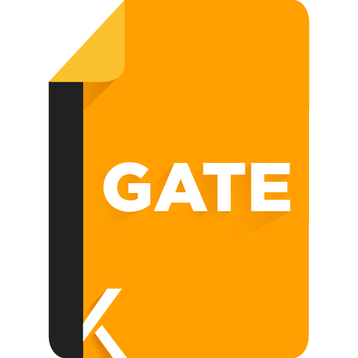 GATE All Subjects Solved Papers & Solutions icon