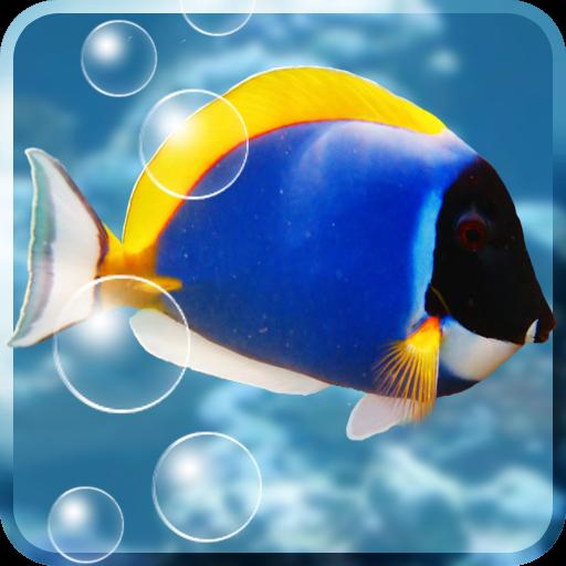 Aquarium Free Live Wallpaper icon