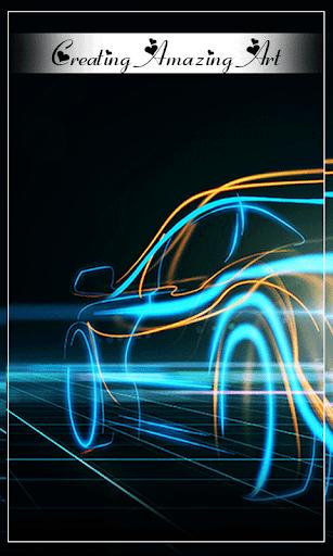 Glow Paint screenshot 5