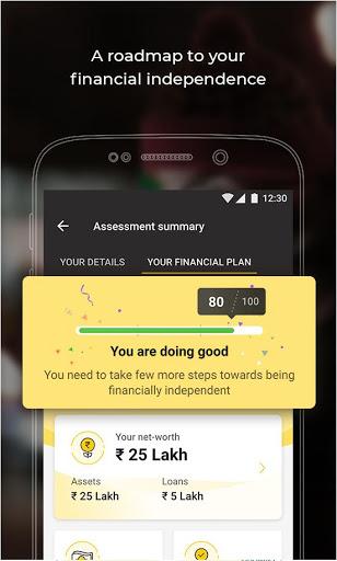 Angel BEE - Mutual Funds, SIP, Financial Planner 3 تصوير الشاشة