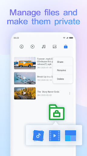 Mi Browser Pro - Official, Video Download & Secure 5 تصوير الشاشة