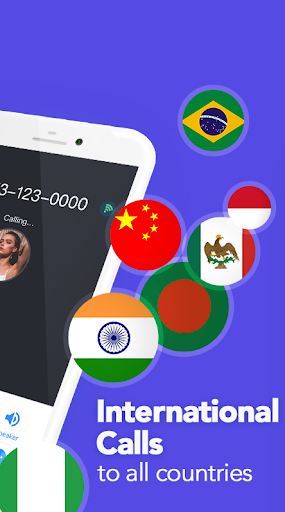 TalkU Free Calls +Free Texting +International Call screenshot 2