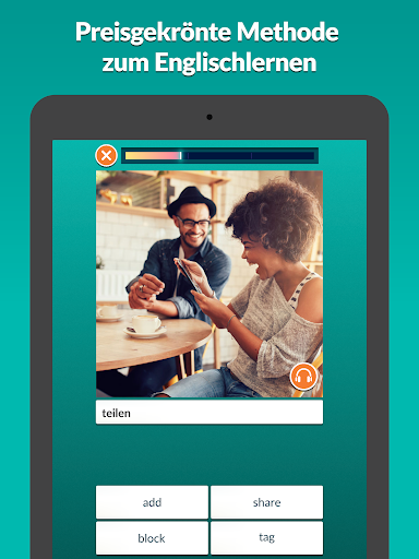 WordDive: Englisch lernen screenshot 8