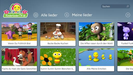 Kinderlieder TV 1 تصوير الشاشة