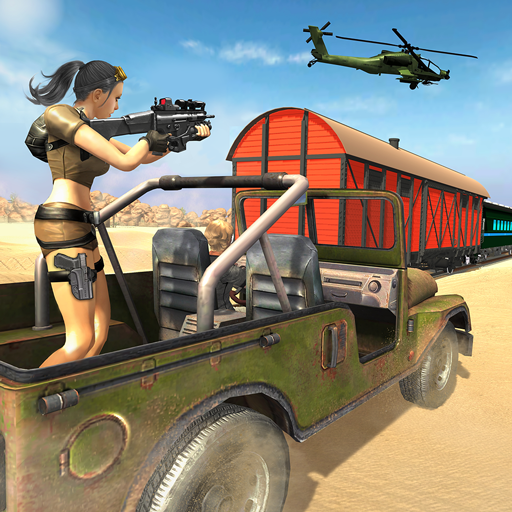 Cover Strike Fire Shooter: Action Shooting Game 3D icon