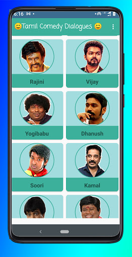 Tamil Comedy & Punch  Dialogues to Share WhatsApp screenshot 2