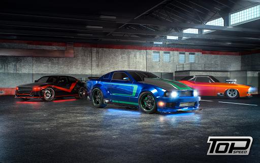 Top Speed: Drag & Fast Street Racing 3D screenshot 17