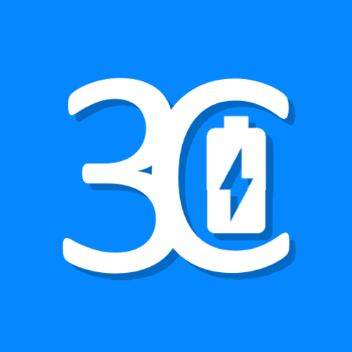 3C Battery Manager أيقونة