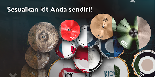 REAL DRUM: Drumset Elektrik screenshot 5