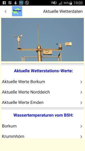 Borkum App für den Urlaub screenshot 15