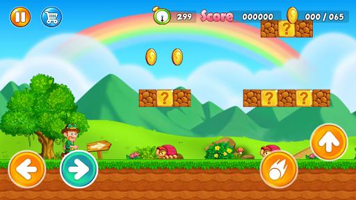 Super Jake's Adventure – Jump & Run! स्क्रीनशॉट 7