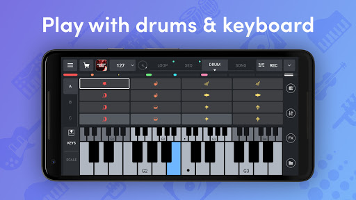 Remixlive - Make Music & Beats screenshot 4