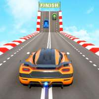 Mega Ramp Car Stunts 3D: Ramp Stunt Car Games 2021 on 9Apps