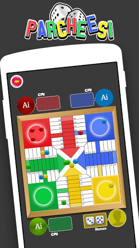 Parcheesi Best Board Game - Offline Multiplayer 13 تصوير الشاشة