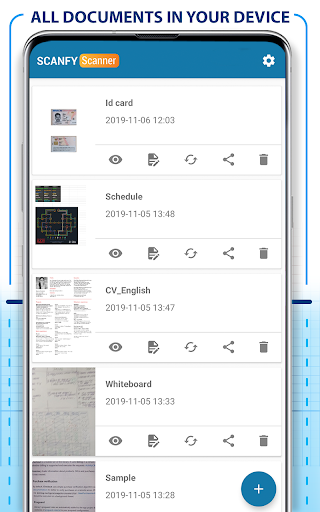 PDF Scanner - Scan documents, photos, ID, passport screenshot 7