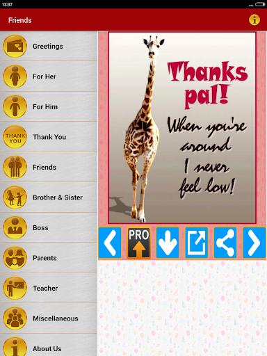 Thank You Greeting Card Images screenshot 20
