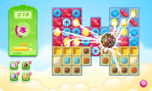 Candy Crush Jelly Saga 8 تصوير الشاشة