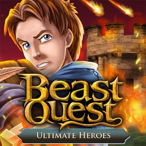 Beast Quest Ultimate Heroes أيقونة