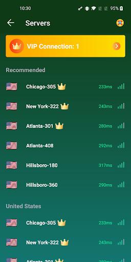 Free VPN proxy, Unblock Sites - Shuttle VPN screenshot 4