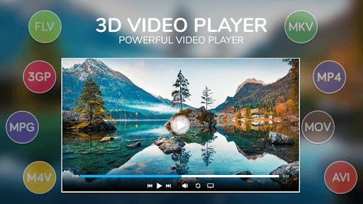 HD Video player - Video Downloader 4 تصوير الشاشة