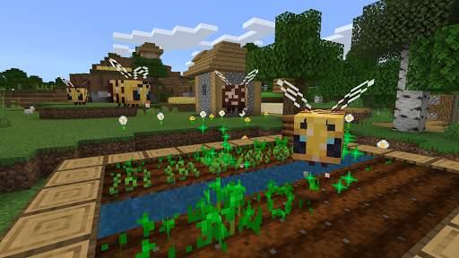 Пробная версия Minecraft screenshot 1