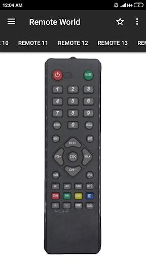 DD Free Dish Remote Control (36 in 1) screenshot 3